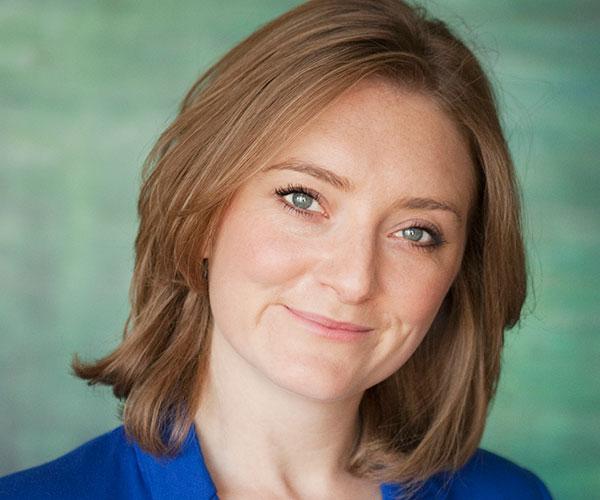 Eleanor Garnier, Action Against Hunger trustee.