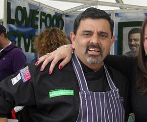 Action Against Hunger ambassador Cyrus Todiwala