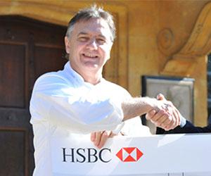 Action Against Hunger ambassador Raymond Blanc
